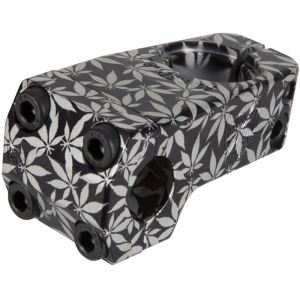 Shredneck Sweet Leaf  Stem Bmx S&M | Colore Black
