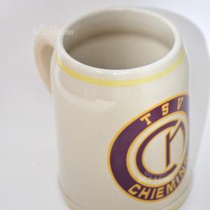 Boccale Birra Ceramica Tsv
