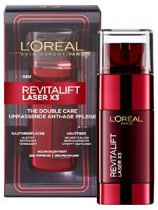 L'OREAL  Revitalift Laser X3 - Doppio Trattamento Anti-Età Globale - 48 ml