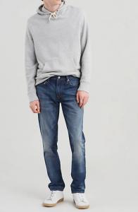 Jeans uomo LEVI'S 511 SLIM FIT