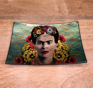 PIATTO FRIDA VERDE