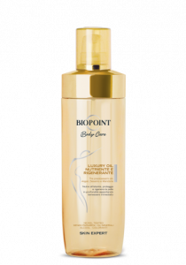 BIOPOINT LUXURY OIL NUTRIENTE E RIGENERANTE