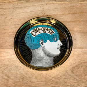 PIATTINO PHRENOLOGY CHOCOLATE