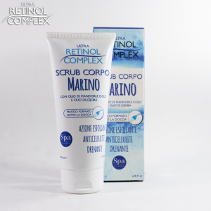 RETINOL COMPLEX-SCRUB MARINO