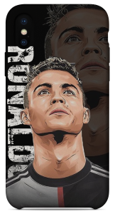 Cover CR7 Black Edition