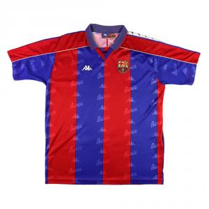 1992-95 Barcelona Maglia Home XL