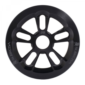 Subrosa Magnum Bash Guard Corona Bmx | Colore Black