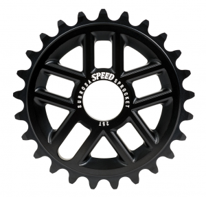 Speed Corona Bmx Subrosa | Colore Black