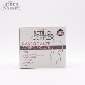 retinol complex -rassodante corpo e glutei