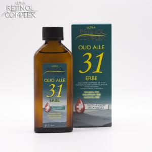 retinol complex - olio alle 31 erbe