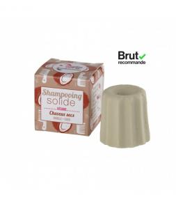 Shampoo Solido per Capelli Secchi alla Vaniglia e al Cocco