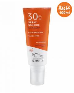Spray Solare Viso e Corpo SPF 30 Alga Maris