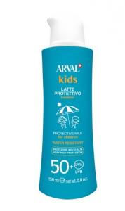 Arval Latte Solare Protettivo Bambini SPF 50+ 150 ml