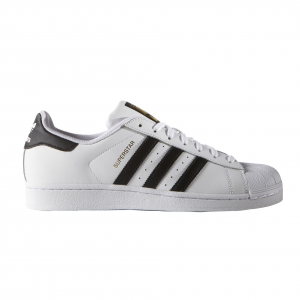 SNEAKERS ADIDAS SUPERSTAR J C77154 WHITE/BLACK