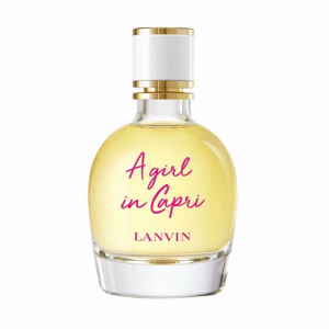 Lanvin A Girl In Capri Eau De Toilette Spray 50ml