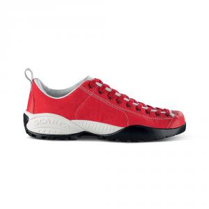 MOJITO CANVAS SW   -   Sneaker per la città, viaggi, tempo libero   -   Red-White