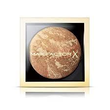 Max Factor - Terra Abbronzante Creme Bronzer - Illuminante e Facilmente Sfumabile - 10 Bronze - 3 g
