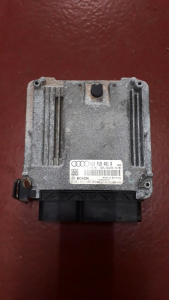 Centralina iniezione usata Audi Q7 3.0 V6 TDI dal 2005 al 2015