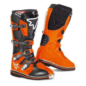 Gear MX orange