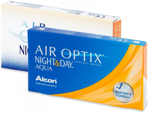Air Optix Night and Day Aqua (6 lenti)