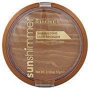 Rimmel London Sun Shimmer Shimmering Maxi Bronzer