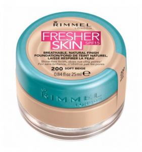 Rimmel Fresher Skin Fondotinta