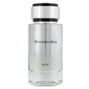 Mercedes-Benz Silver Eau De Toilette Spray 120ml