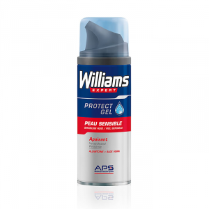 Williams Expert Pelle Sensibile Gel Per Barba 75ml