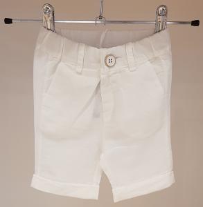 Pantaloncino bianco