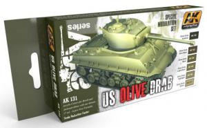 Olive Drab color modulation Set