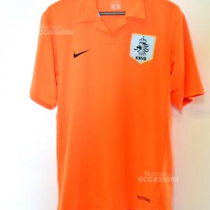 Maglia Uomo Nike Olanda Arancione Tg M