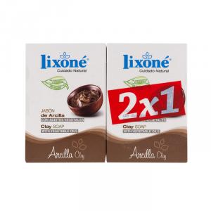 Lixoné Clay Soap 2x125g