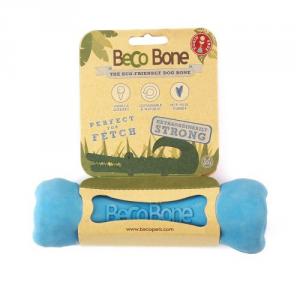 BecoBone - Osso da masticare in Gomma Naturale