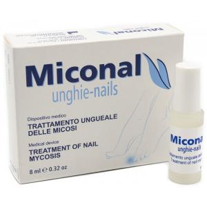 MICONAL UNGHIE NAILS - DISPOSITIVO PER IL TRATTAMENTO UNGUEALE DELLE MICOSI