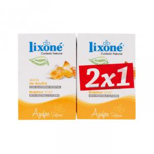 Lixoné Sulphur Soap 2x125g