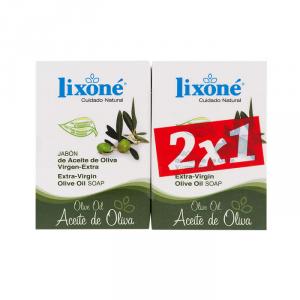 Lixoné Extra Virgin Olive Oil Soap 2x125g