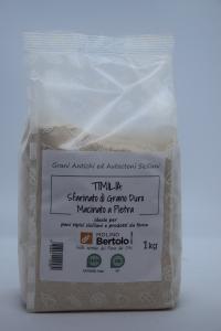 Timilia  Sfarinato di grano duro antico siciliano - Macinato a pietra