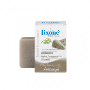 Lixoné Callus Removing Soap With Pumice Stone 125g