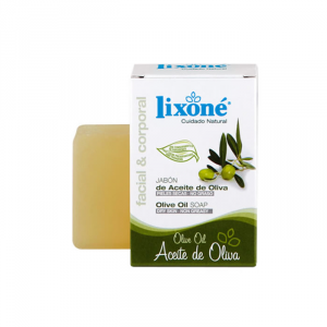 Lixoné Olive Oil Soap Oily Skin Non Greasy 125g