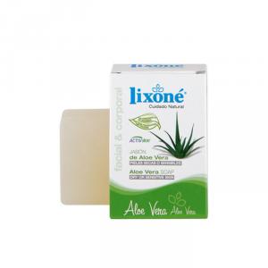 Lixoné Aloe Vera Soap Dry Or Sensitive Skin 125g