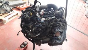 Motore usato P. 207 1.4 HDI C.M 8HR serie 2009>