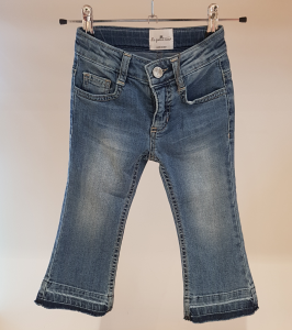 Jeans a zampa d'elefante