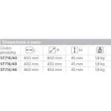 CUSCINO IN VISCOELSATICO COMPATTO-BY MORETTI