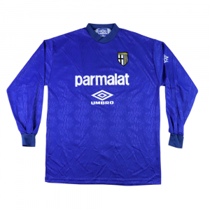 1991-92 Parma XXL Training Shirt *Brand new