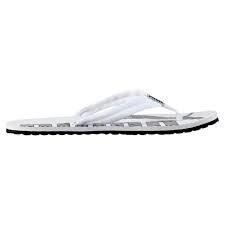 Infradito Puma Epic Flip v2 White/Black 360248 08
