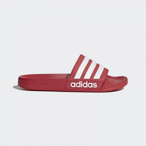 Ciabatta Adidas Adilette Shower AQ1705 Corall red/white
