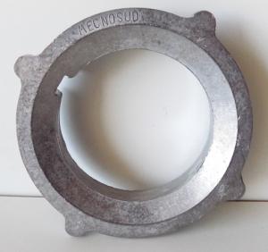 Ghiera in alluminio per ex Mecnosud N°5