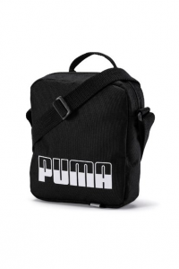 Borsello Puma Plus Portable 2 Black/White 07606101