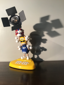 LAMPADA DA TAVOLO M&M