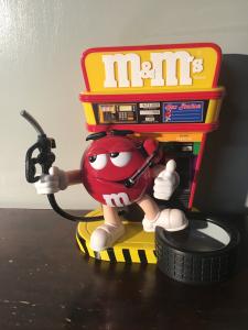 DISTRIBUTORE  DI M&M'S
